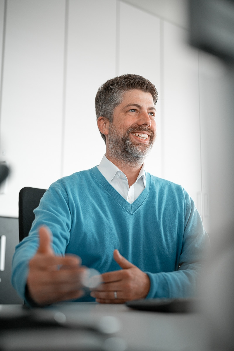 Carsten Schüerhoff bei Iskander Business Partner