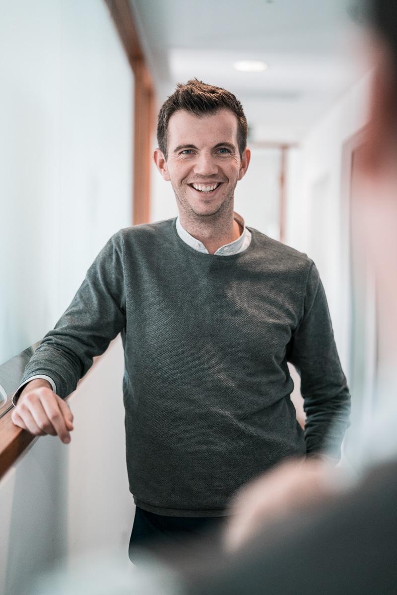 Achim Eichenhofer bei IBP Düsseldorf