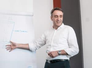 Stefan Kaas im Team der Unternehmensberatung München