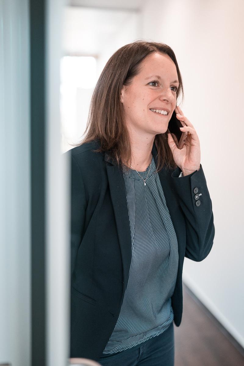 Katharina Badura bei Iskander Business Partner München