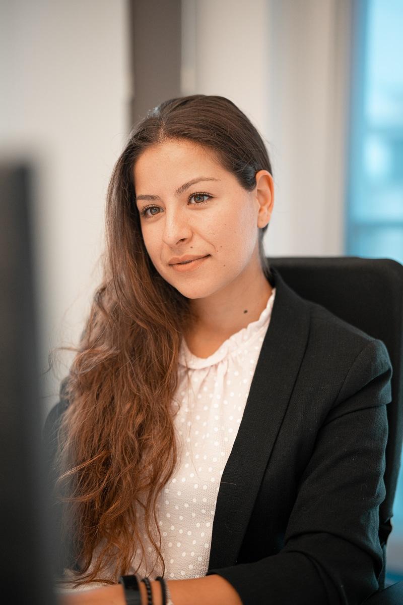 Funda Özkan Office Managerin Finance bei Iskander Business Partner