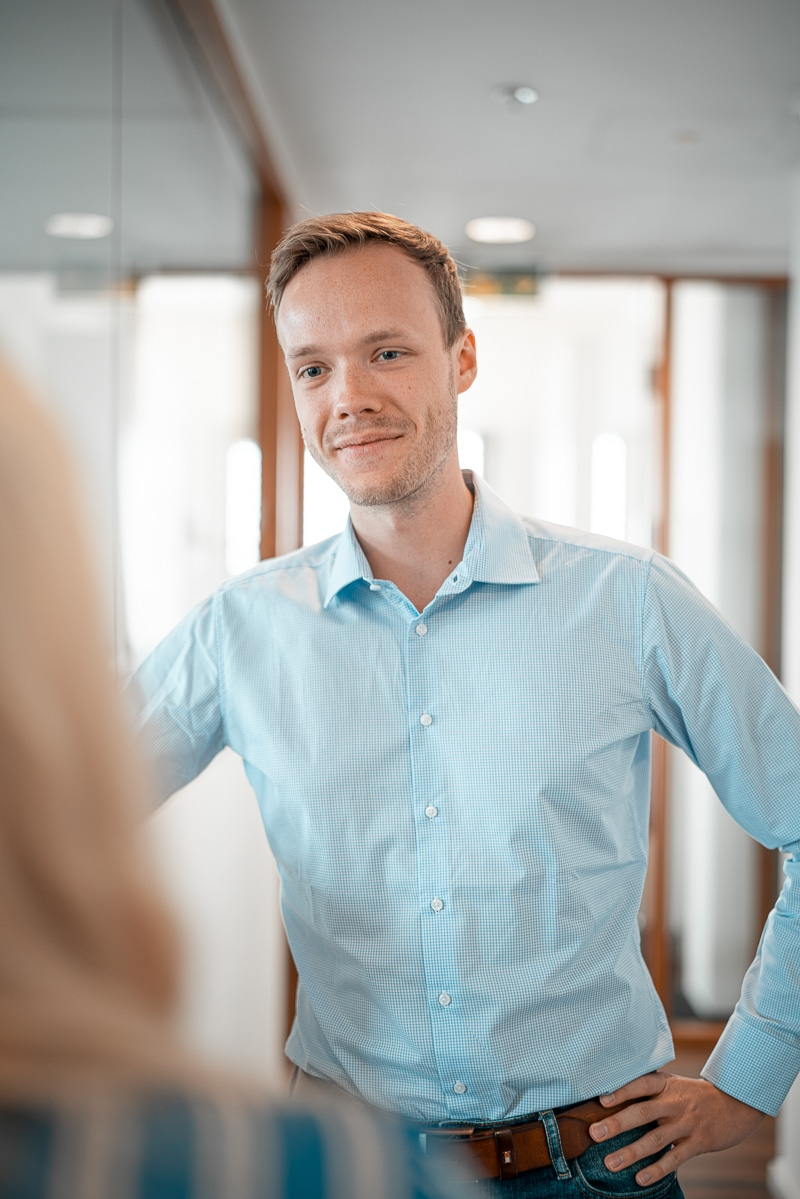 Alexander Lohse Unternehmensberater bei IBP