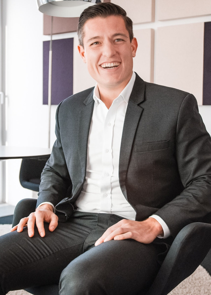 Marcel Meyer bei Iskander Business Partner