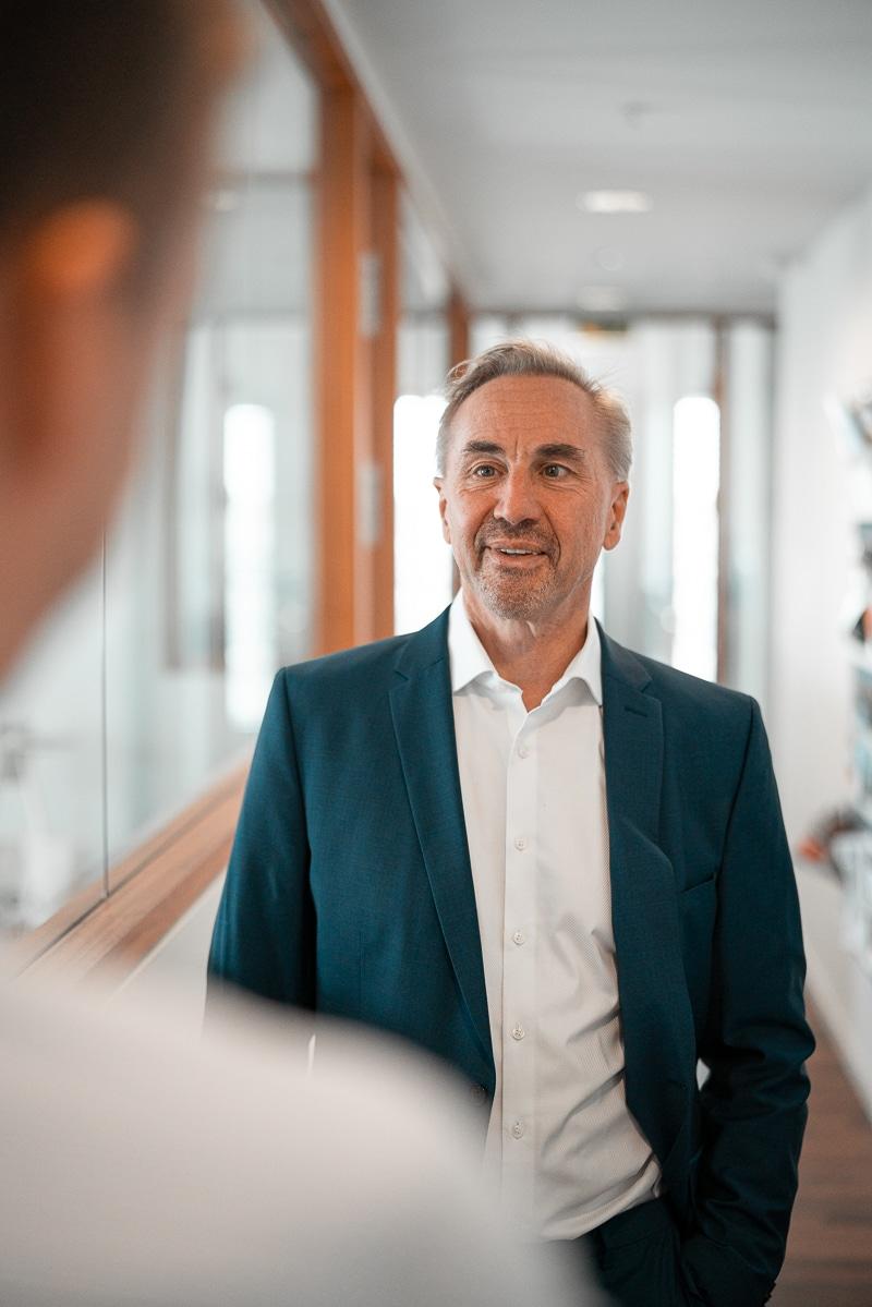 Reinhold Rapp über Retail Transformation
