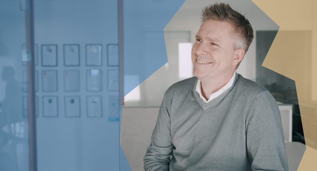 Timo spricht über IBP in München